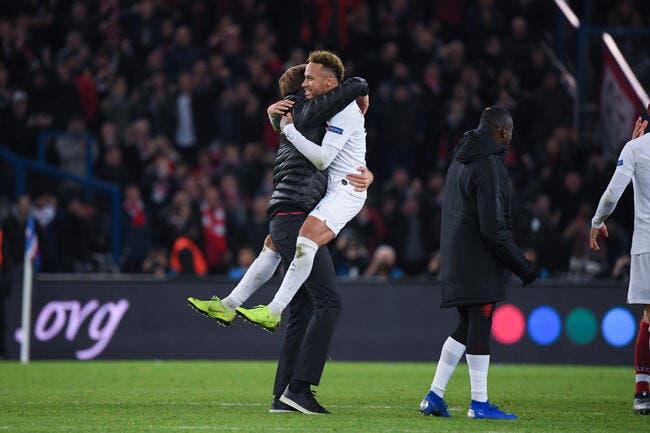 PSG : Gérer Neymar la star, Paris a trouvé le secret !