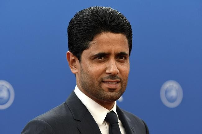 PSG: Guérin se permet de calmer Nasser Al-Khelaïfi