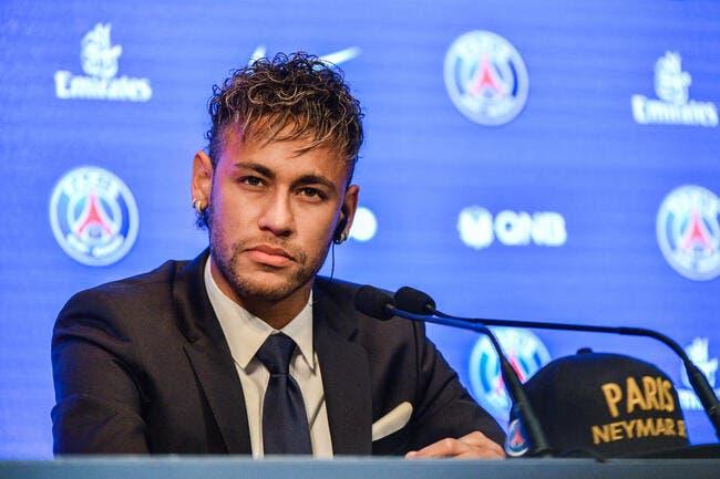PSG : Neymar plombé par cette erreur de Nasser et du PSG ?