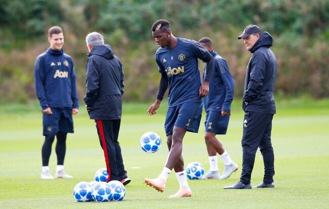 MU : Pogba est « minable », cette légende frappe fort !