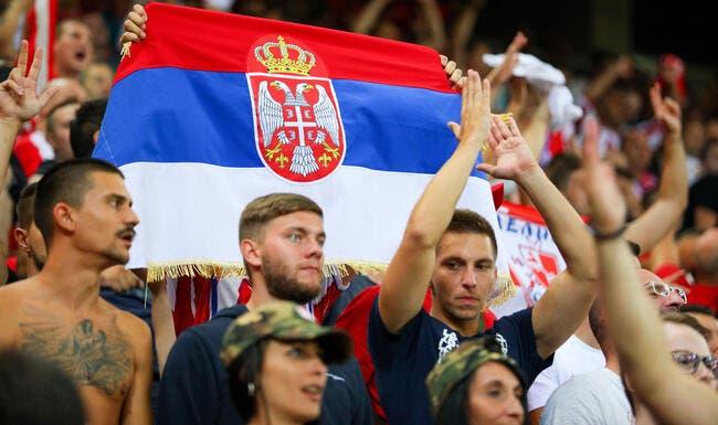 Incidents entre supporters français et serbes après PSG-Belgrade