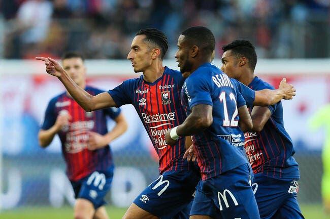 OM: Marseille interdit à ce Caennais de jouer au Vélodrome