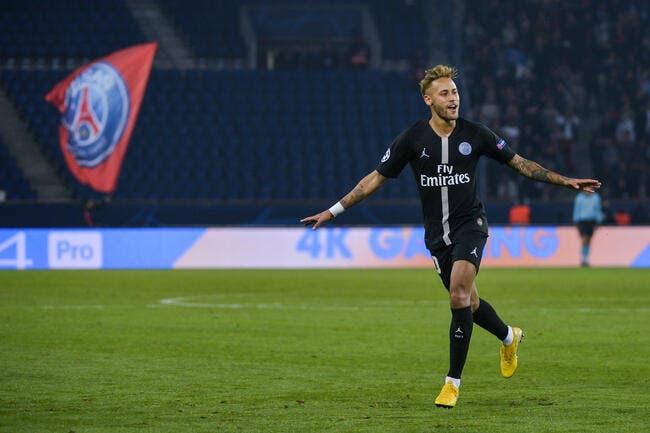 PSG : La note phénoménale de Neymar dans L'Equipe !