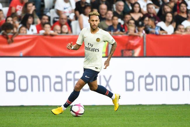 PSG : Neymar a obtenu ce qu'il voulait au PSG