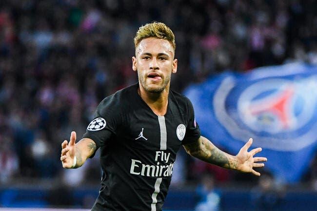 PSG : Un triplé de Neymar, un match de gala, Bertrand Latour s'en fout