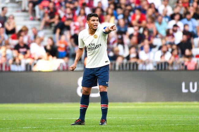 PSG: OL, OM, ASM… Thiago Silva annonce le dauphin de Paris