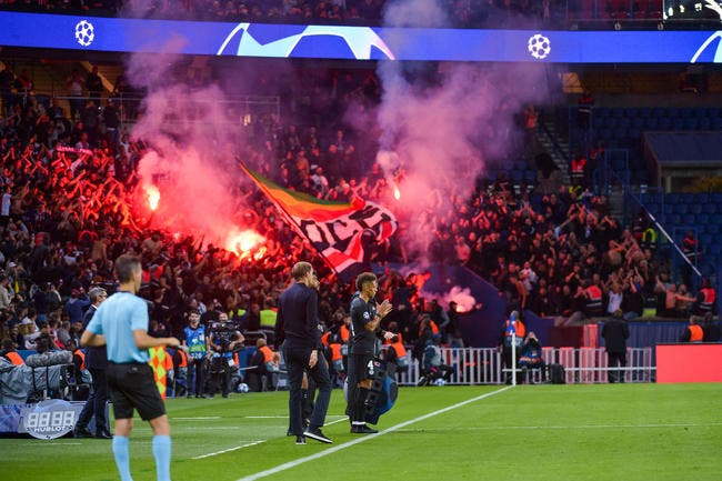 PSG : Incidents au Parc, Paris promet de taper fort