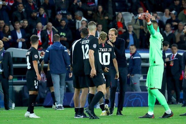 PSG: Sagnol choqué par le comportement de Tuchel avec Neymar