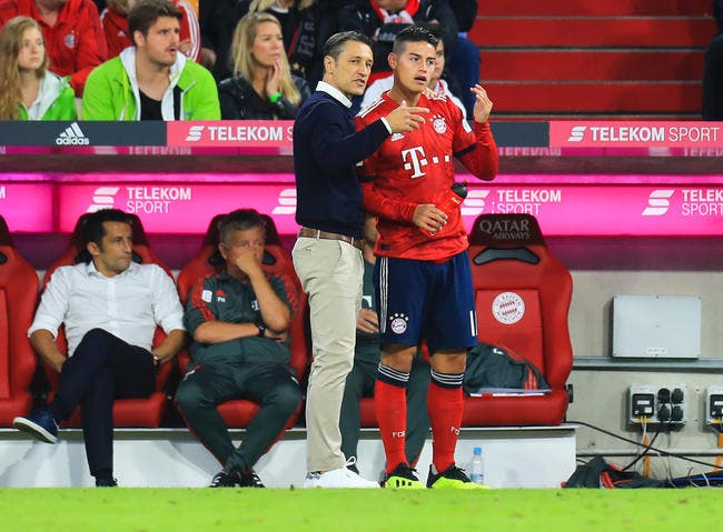 All : James mène le clash au Bayern !
