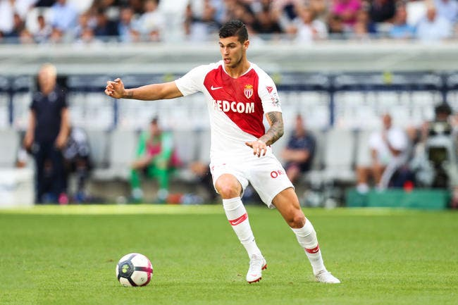 ASM : Monaco perd Pellegri pour au moins un mois !