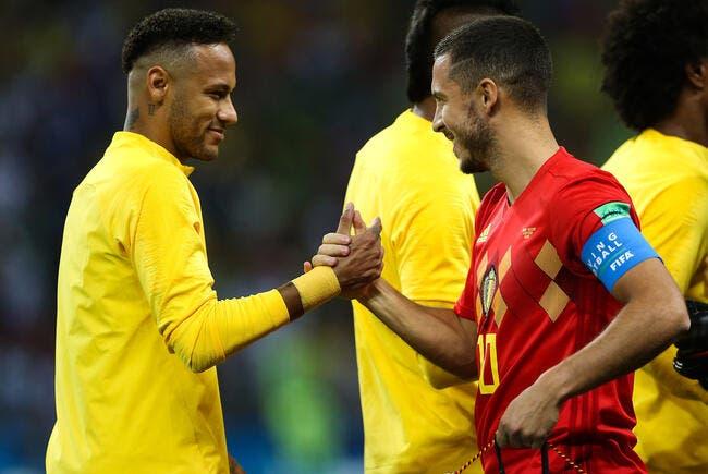 Mercato : Pourquoi Neymar, Pogba et Hazard finiront tous au Real