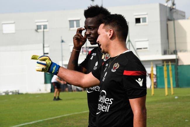Nice : Balotelli et Cardinale ne font plus le poids, Vieira tranche