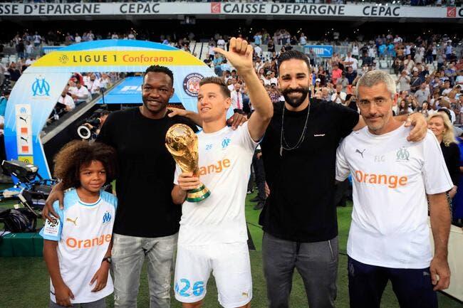 OM : Di Meco accuse, les champions du monde ne sont pas à l'OM !