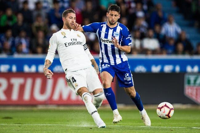 Esp : Le Real Madrid tombe à Alaves, Lopetegui a chaud