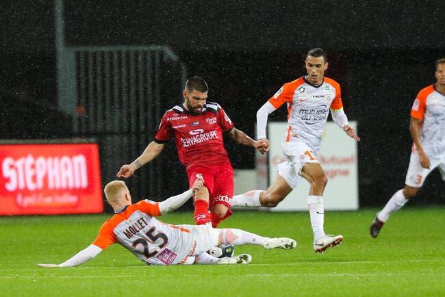 L1 : Montpellier et Strasbourg ralentissent