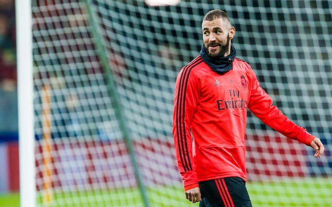 Real Madrid : Benzema change d'agent