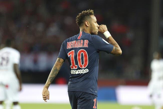 PSG: Neymar cartonne, c'est grâce à la L1 explique Nedjari