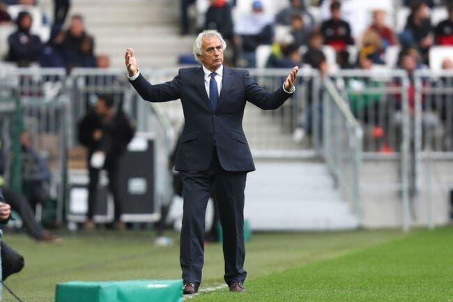 Halilhodzic très inquiet après la défaite à Bordeaux — FC Nantes