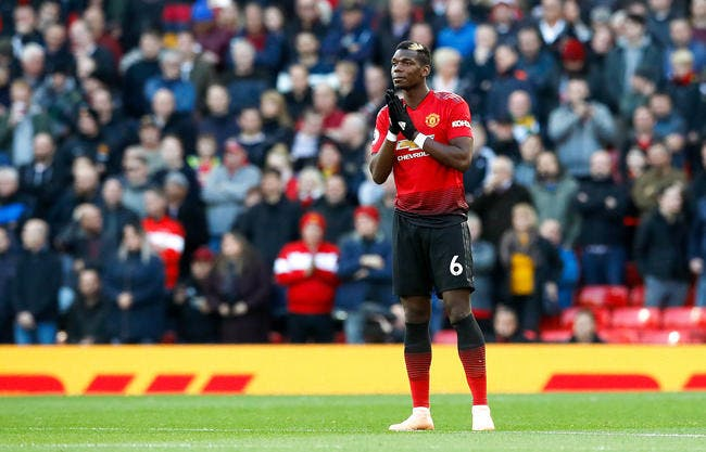 Louis Saha n'a pas apprécié la communication de Paul Pogba — Manchester United