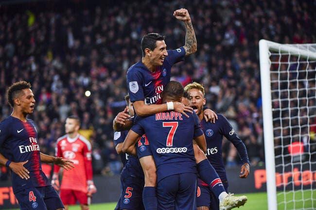 Lyon : Mbappé veut le record