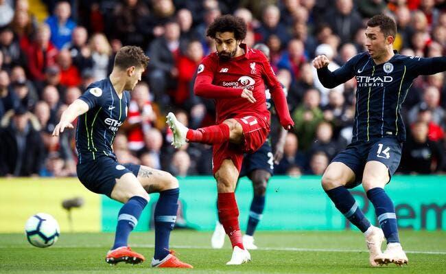 PL : Liverpool et Manchester City se quittent bons amis