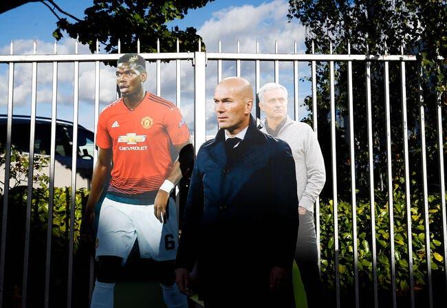 PL : Zidane à Manchester United, son agent détruit le suspense !
