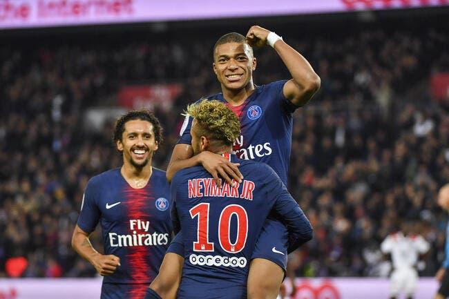 PSG : Neymar est énorme, Mbappé, c'est encore au-dessus