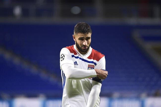 Payet remplace Fekir en équipe de France — EdF