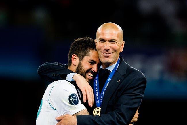 All : On ne l'avait pas vu venir, Zidane est la priorité du Bayern !