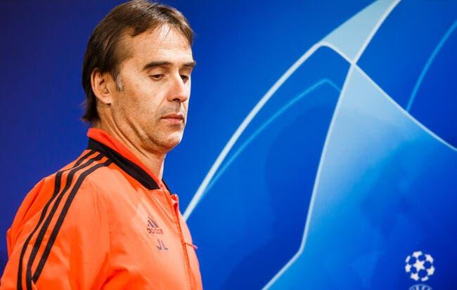Esp : Le Real Madrid panique, Lopetegui viré ce lundi ?