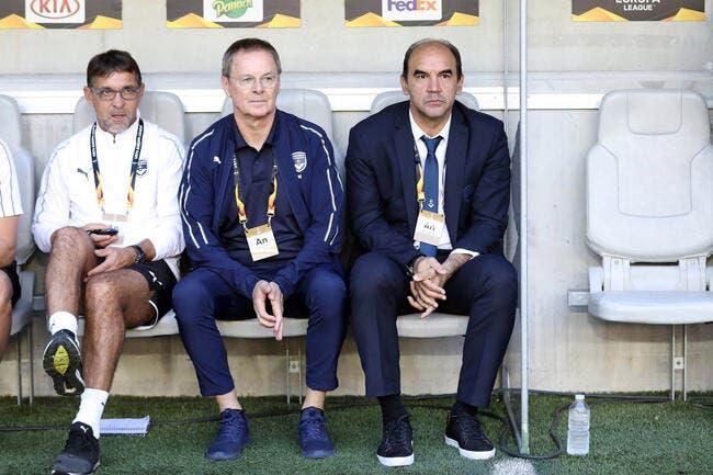FCGB : Bordeaux met le paquet pour que Ricardo soit réellement entraîneur !