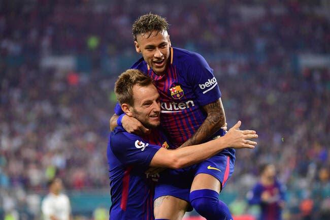 Mercato : Cristiano Ronaldo et Neymar en Liga, le rêve fou de Tebas
