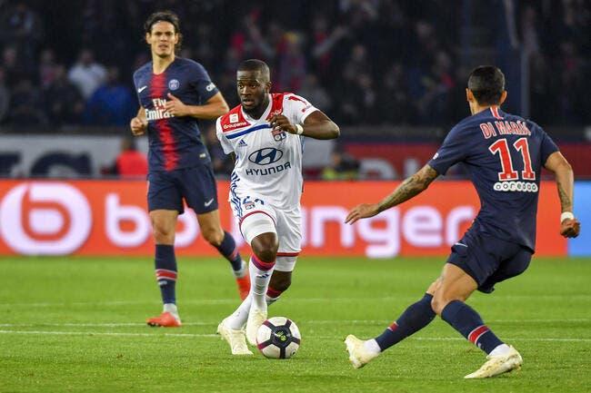 PSG-OL : Puydebois sauve un seul Lyonnais et s'incline devant Mbappé