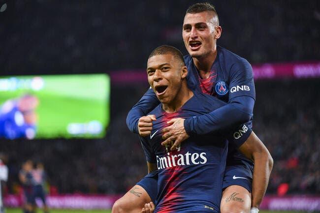 PSG : Kylian Mbappé, une note stratosphérique dans L'Equipe et Le Parisien !