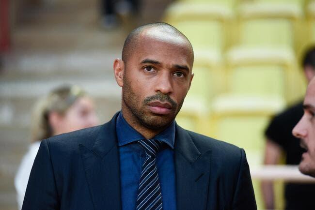ASM: Thierry Henry en discussions avec Monaco!