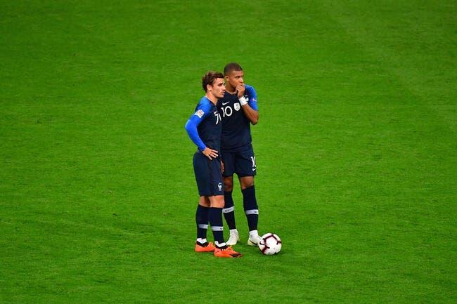 PSG: 50 buts par an, Griezmann annonce un Mbappé version Cristiano Ronaldo