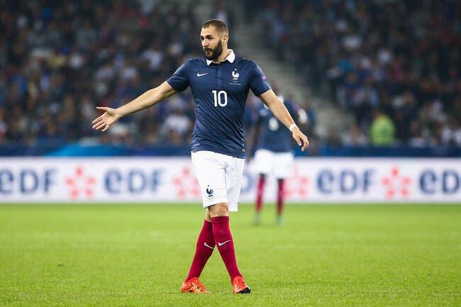 EdF : Benzema sous un autre maillot que la France ? Un tweet met le feu !