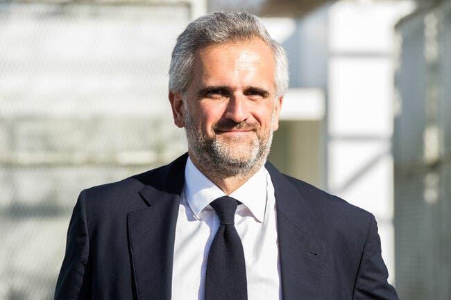FCGB: Stéphane Martin l'avoue, l'OL fait rêver Bordeaux