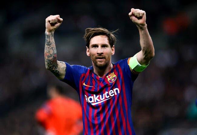Le Barça n'est rien sans Messi, la preuve en chiffres