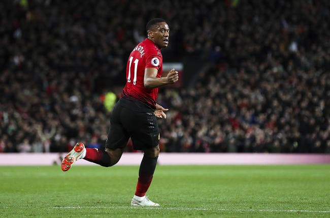 Man United : Martial paie le limogeage de Jardim avec un but