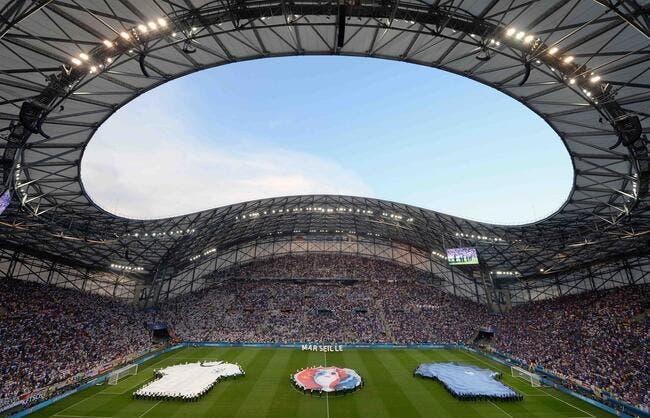 EdF: La France à Guingamp, Marseille l'a mauvaise