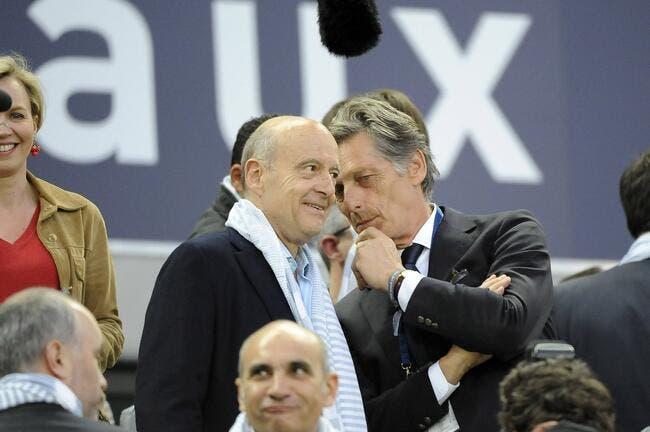 FCGB : Juppé et Bordeaux Métropole valident la vente à GACP