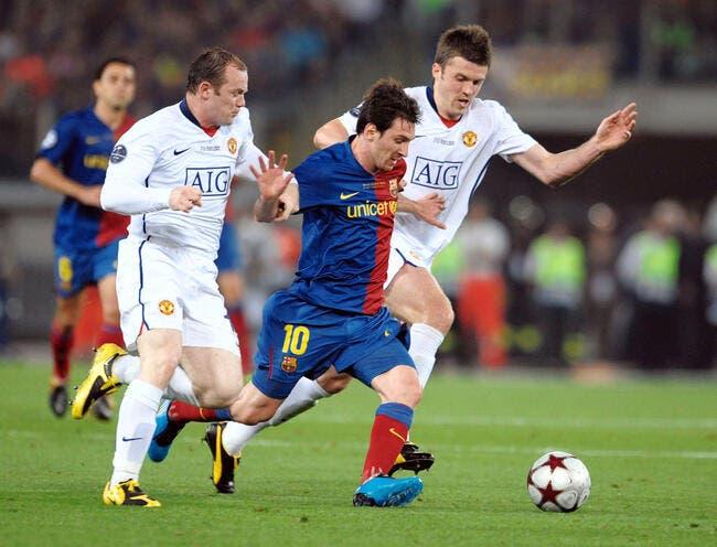 Messi ou Cristiano Ronaldo, il n'y a pas photo pour Rooney