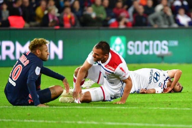 OL : 5-0 face au PSG, pourquoi les Lyonnais sont remontés contre Neymar