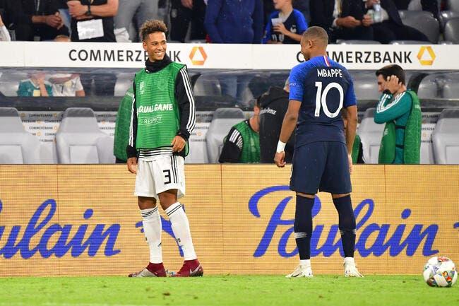 PSG : Neymar et Mbappé, Kehrer ne s'attendait pas à ça