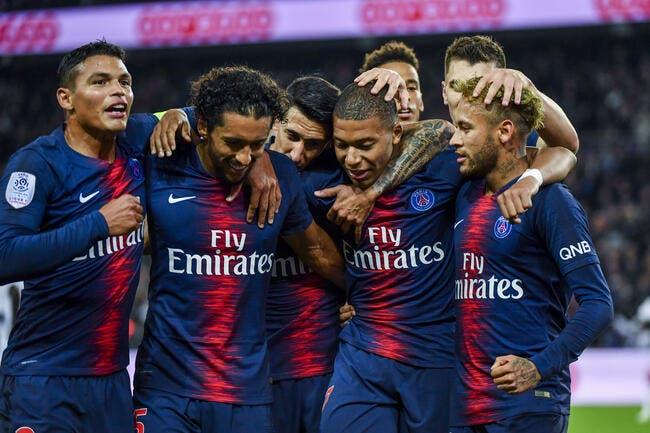 PSG: Paris, un modèle de stabilité en Ligue 1, avec l'ASSE