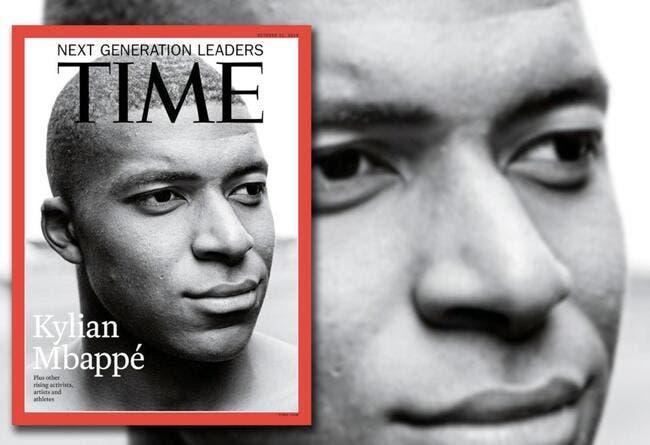PSG: Time Magazine, Vanity Fair, Mbappé en tournée mondiale