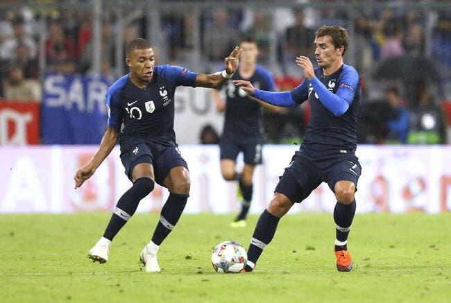 Ballon d'Or: Mbappé met un terme à la concurrence avec Griezmann