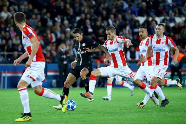 LdC : PSG - Belgrade truqué ? L'Etoile Rouge rejette les soupçons