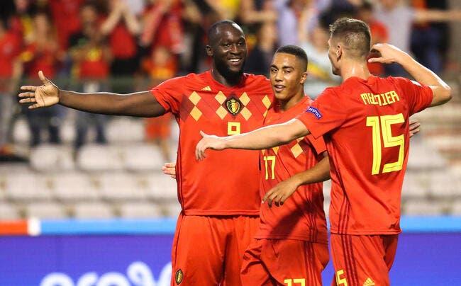 LDN : La Belgique assure, la Croatie et l'Angleterre piétinent